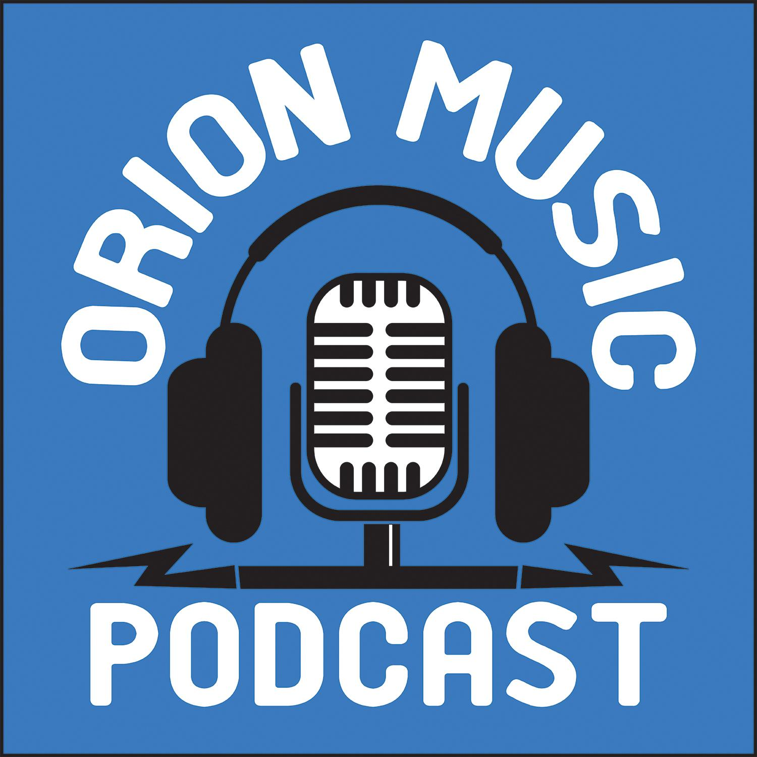 The Orion Music Project Podcast
