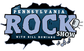 Logo for the Pennsylvania Rock Show - Podcast & Radio Show